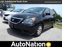 2010 Honda Odyssey Our Location is: AutoNation Toyota