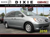 Options:  2010 Honda Odyssey Ex|Ex 4Dr Mini-Van|3.5L|6