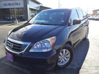 Options:  2010 Honda Odyssey Ex-L Black 4.312 Axle