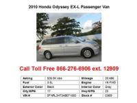 2010 Honda Odyssey EX-L Passenger Van Passenger Van 4