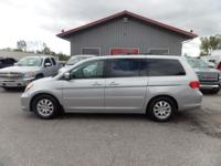 Our 2010 Odyssey EX-L does what a minivan should. It is