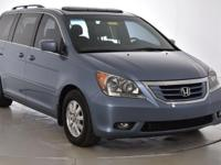 New Price! This 2010 Honda Odyssey EX-L in features.
