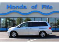 PREMIUM & KEY FEATURES ON THIS 2010 Honda Odyssey