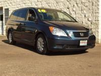 This 2010 Honda Odyssey LX is offered exclusively by