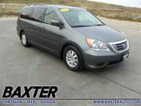 EX-L trim. CARFAX 1-Owner, Spotless, LOW MILES -