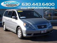 This 2010 Honda Odyssey EX-L with Navigation and DVD