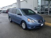 2010 Honda Odyssey Mini-van, Passenger LX Our Location