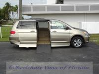 2010 Honda Odyssey Touring - Side Entry ROLL-X lowered