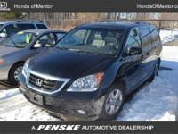 LEATHER, DVD, NAVIGATION!!! HONDA OF MENTOR HAS A 3-DAY