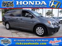 Spotless One-Owner! Switch to Rick Case Honda Davie 1!