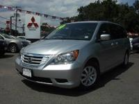 2010 Honda Odyssey Van Passenger EX Our Location is: