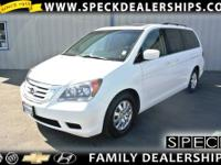 We have that loaded Honda Odyssey you have been