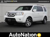 2010 Honda Pilot Our Location is: AutoNation Honda