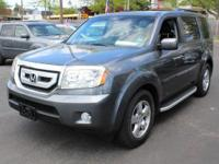 Check out this gently-used 2010 Honda Pilot we recently
