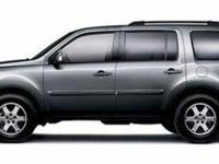 This outstanding example of a 2010 Honda Pilot EX-L is
