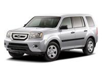 Options:  2010 Honda Pilot Lx|Gray/|V6 3.5L