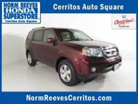 2010 HONDA Pilot SUV 2WD 4dr EX-L Our Location is: Norm