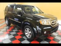 2010 Honda Pilot 4WD Touring REALLY NICE 2010 HONDA