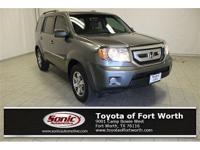 Come see this 2010 Honda Pilot Touring. Its Automatic