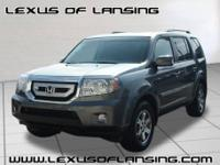 This 2010 Pilot Touring w/Navi might be the one for