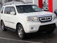 This  2010 Honda Pilot Touring   is Priced Below The