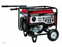 Power Equipment Generators. 2010 Honda Power Equipment