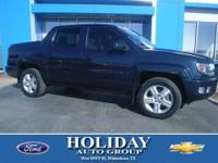 Call Kraig !This 2010 Honda Ridgeline RTL has just