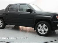 LOCAL TRADE IN, 4D Crew Cab, 5-Speed Automatic, 4WD,