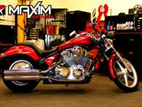 2010 Honda Sabre ABS (VT1300CSA) Great looks and great