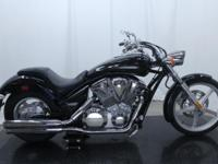 2010 Honda Sabre (VT1300CS). Bad to the bone. What