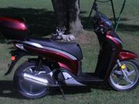 Up for sale is my 2010 Honda SH150I