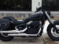 2010 Honda Shadow Phantom (VT750C2B) CERTIFIED by our