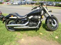 2010 Honda Shadow Phantom (VT750C2B) Super low miles