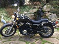 2010 Honda Shadow RS for sale.$5,100 Mileage: 2,452