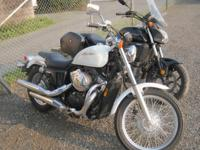2010 Honda Shadow RS Motorcycle 6,642 miles   Will