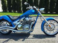 2010 Honda Fury Custom. 2010 Honda Fury Custom model in