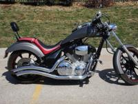 2010 Honda VT1300CX Fury Motorcycle.Special Edition