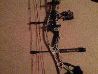 I have a Hoyt Alphamax 35 available or field to points