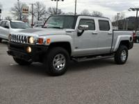 2010 HUMMER H3T Air Conditioning, Anti-Lock Brakes,