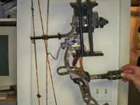 2010 Alpine silverado hunting bow. 70 pounds, 29 inch