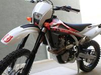 2010 Husqvarna TE510 Zero Miles-Year : 2010-Make :