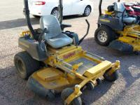 2010 Hustler Turf Equipment 60-inch Kawasaki FasTrak