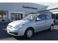 2010 Hyundai Accent 3 Dr Hatchback GS Our Location is: