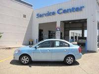 Options Included: N/AThis 2010 Hyundai Accent is