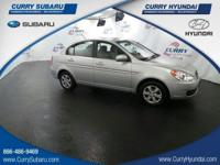 Look at this 2010 Hyundai Accent GLS. Its transmission