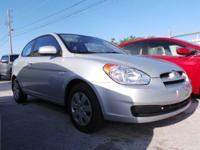 PREMIUM & KEY FEATURES ON THIS 2010 Hyundai Accent