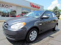 Economical and reliable, this 2010 Hyundai Accent