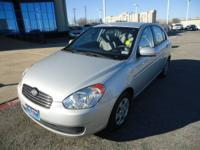 2010 Hyundia Accent from Blake Utter Ford will keep you