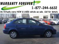 2010 Hyundai Accent Sedan GLS Our Location is: Roper