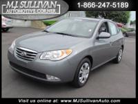 2010 Hyundai Elantra 4dr Car GLS Our Location is: MJ